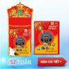Mẫu lịch 52 tuần Tinh Hoa Việt Nam